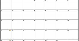 December 2021 Blank Calendar Half Page