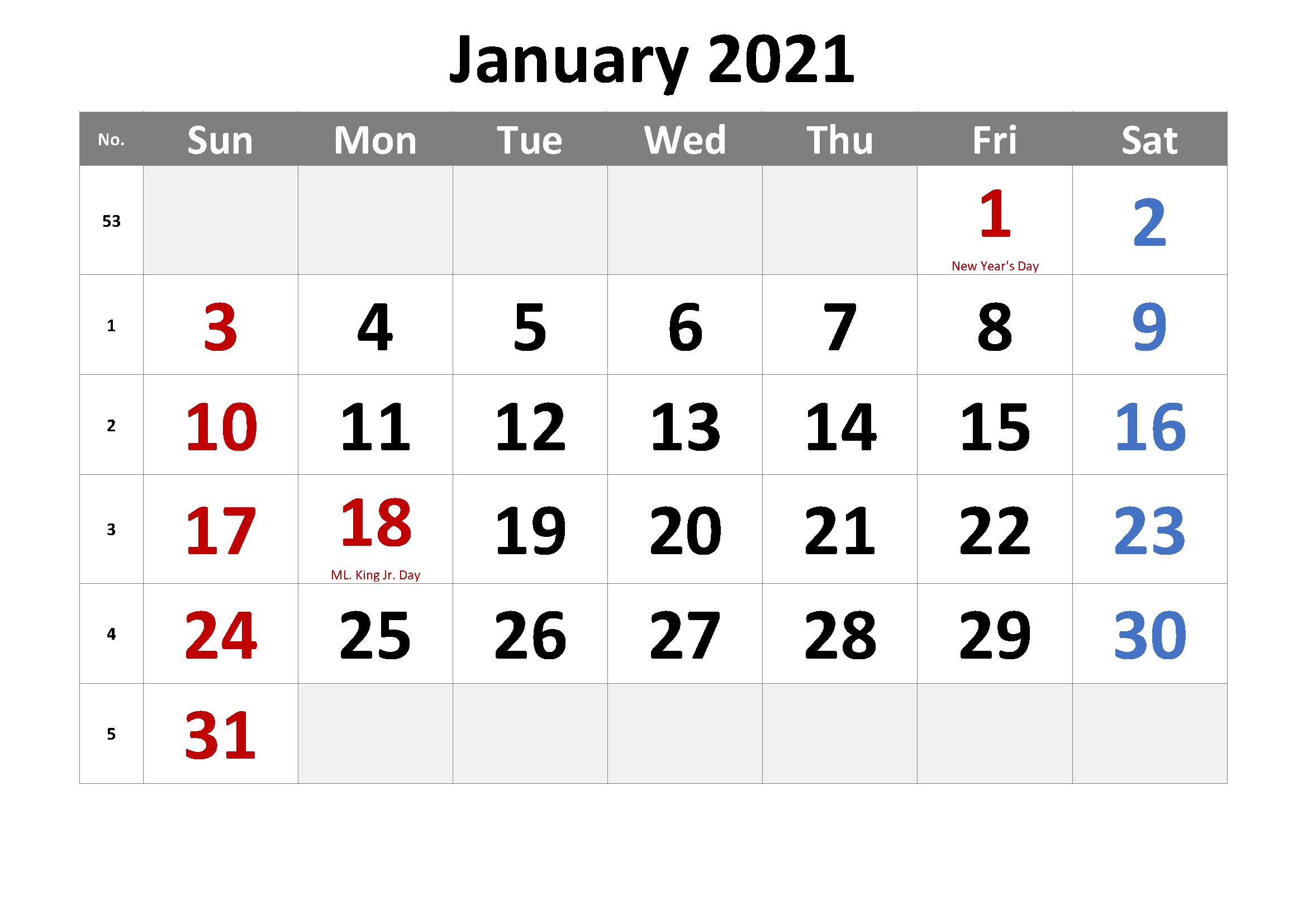 December 2021 Calendar Canada