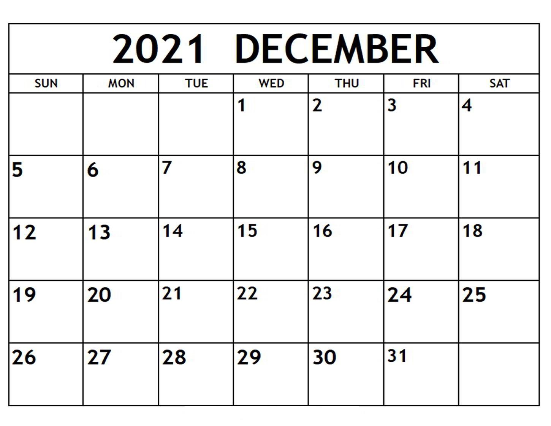 December 2021 Calendar Telugu