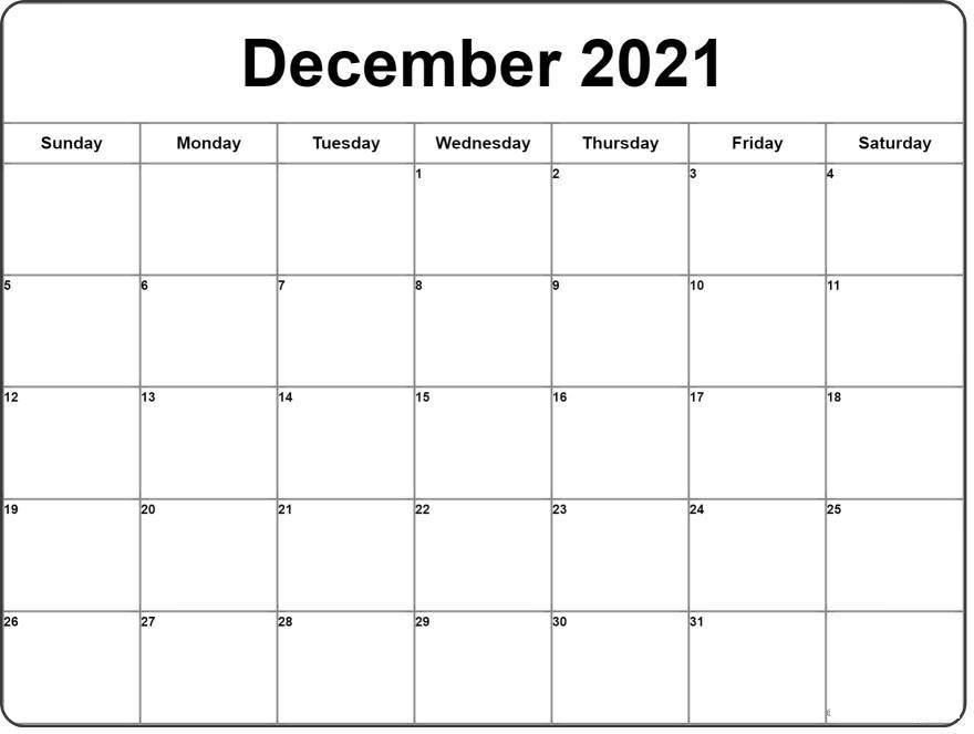 November 2021 Printable Calendar Wiki